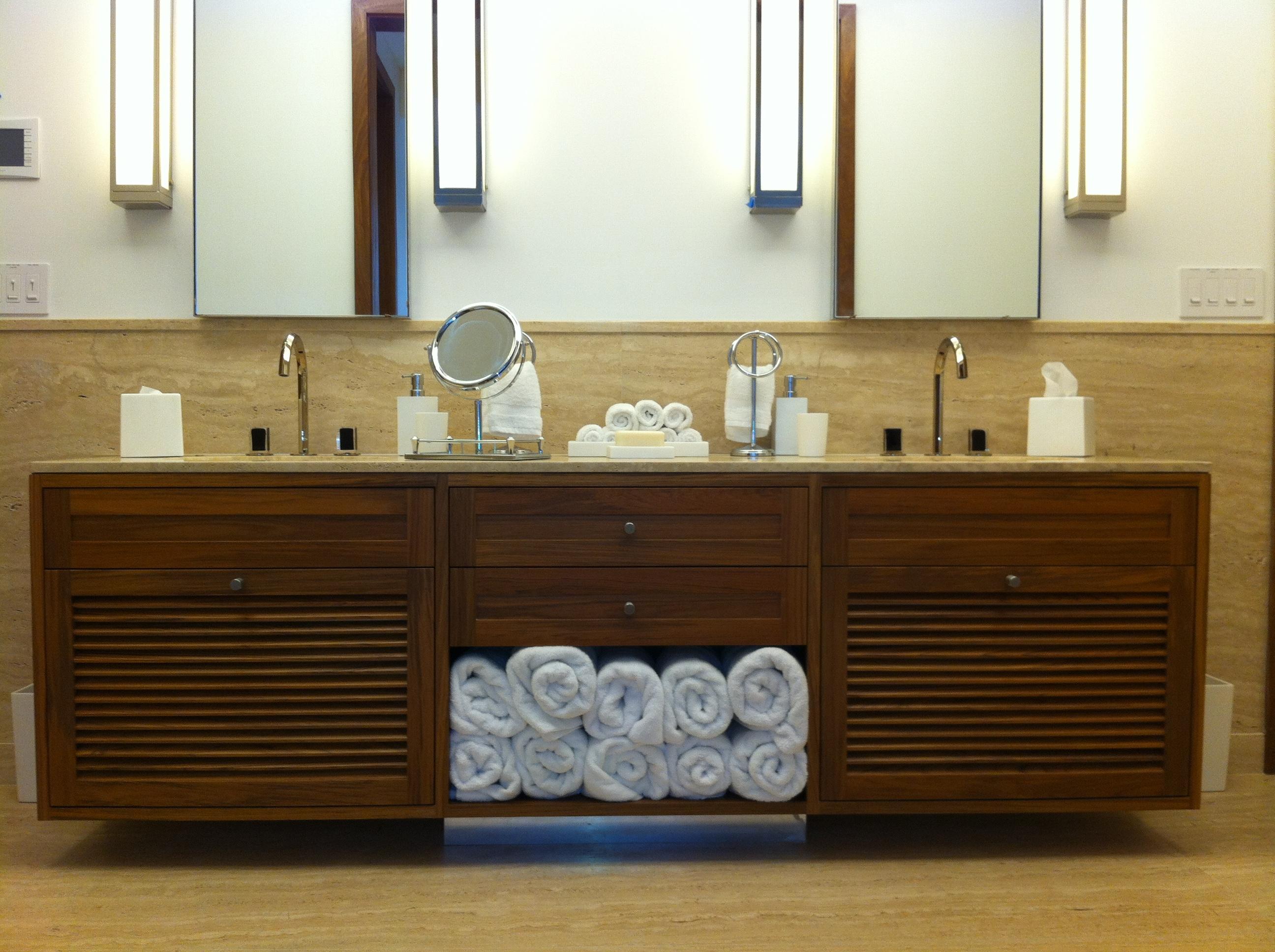 spa bathroom furniture photo - 3