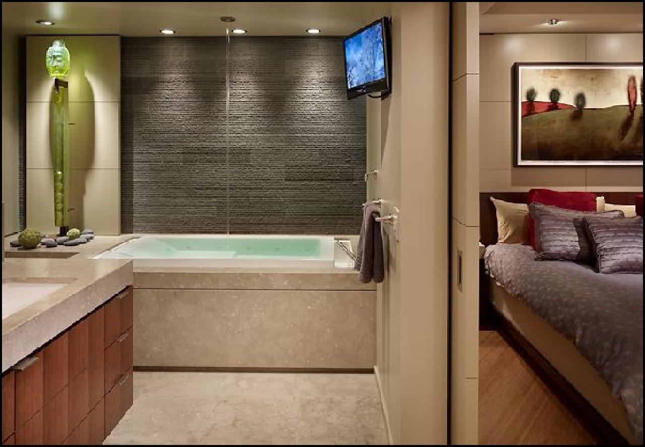 spa bathroom furniture photo - 4