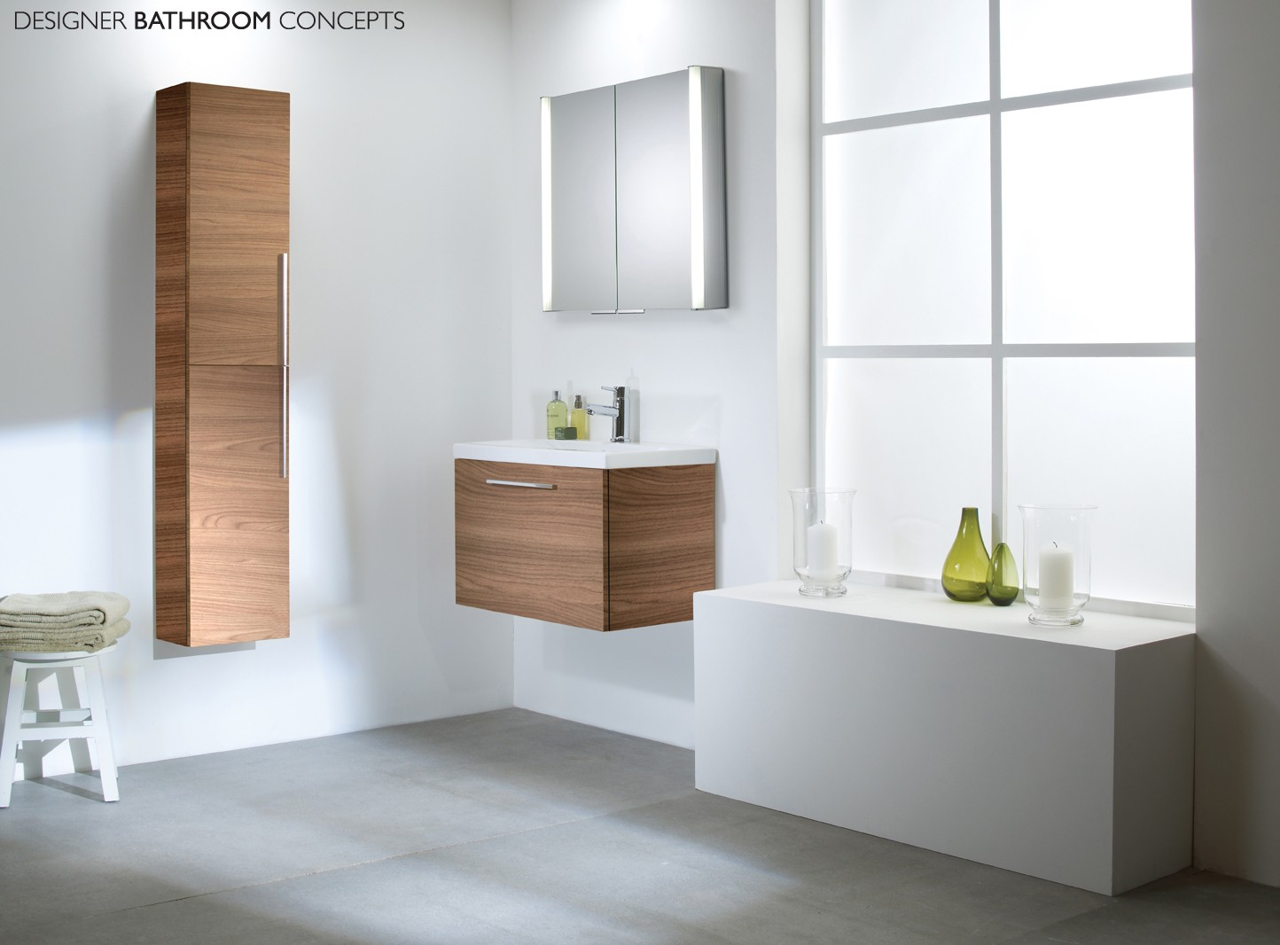 spa bathroom furniture photo - 5