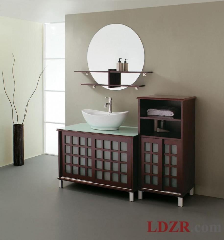 spa bathroom furniture photo - 8