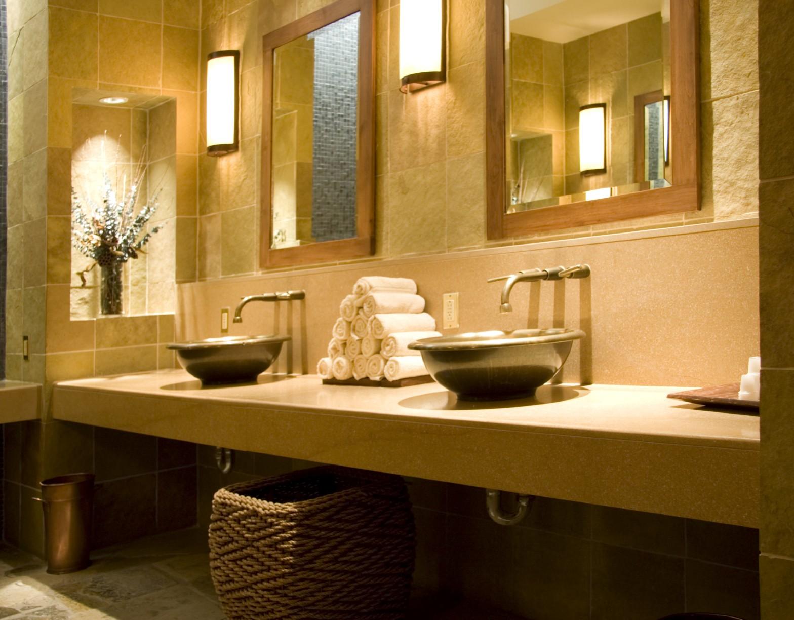 spa bathroom gallery photo - 10