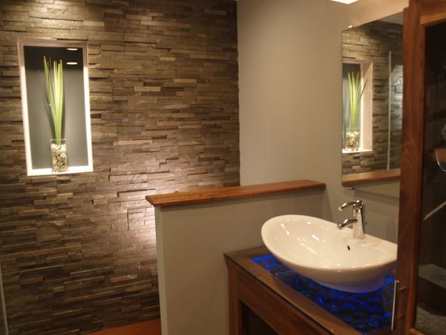 spa bathroom gallery photo - 6