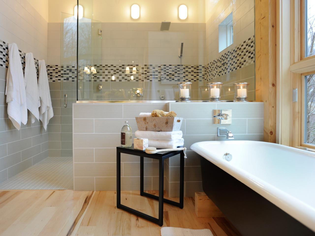spa bathroom gallery photo - 9