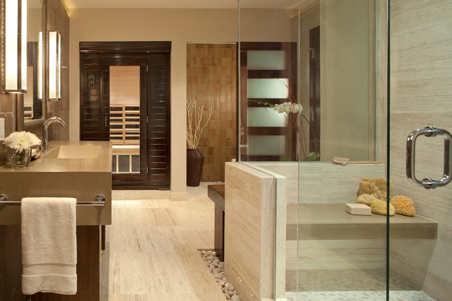 spa bathroom houzz photo - 2
