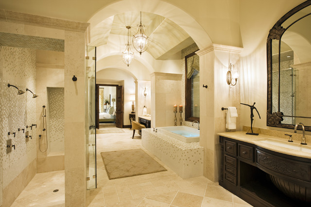 spa bathroom houzz photo - 3