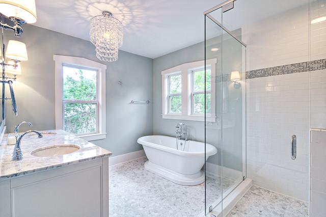 Spa Bathroom Houzz Photo 8