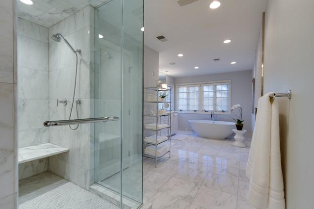 spa bathroom houzz photo - 9