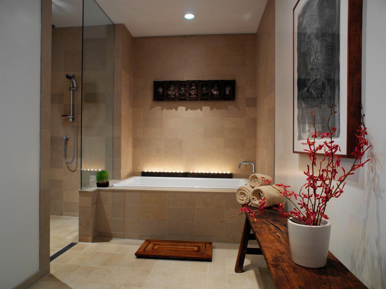 spa bathroom ideas photos photo - 5