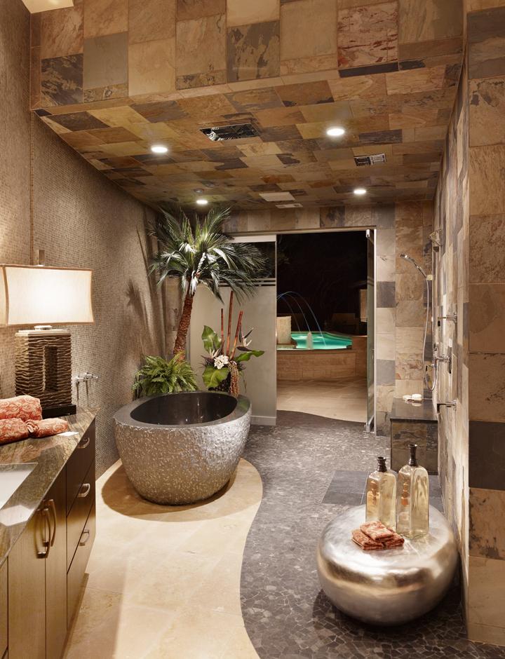 spa bathroom ideas photos photo - 9
