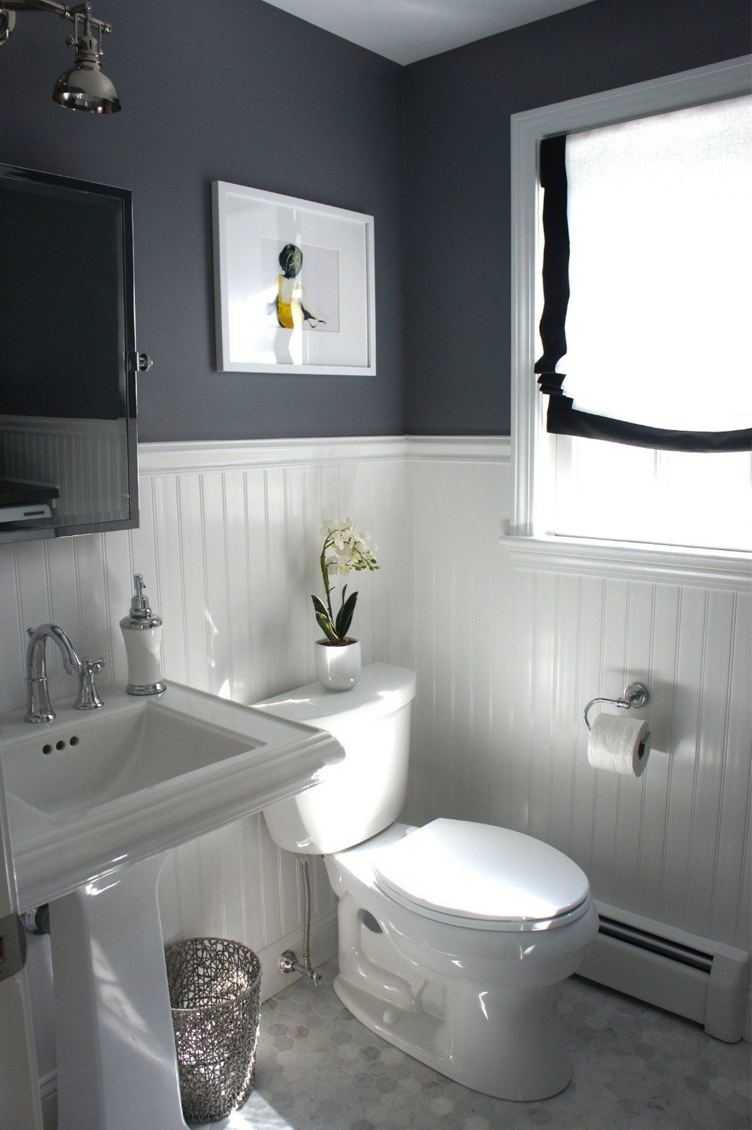 spa bathroom makeover photo - 10