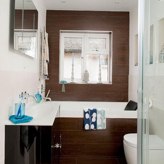 spa bathroom makeover photo - 3