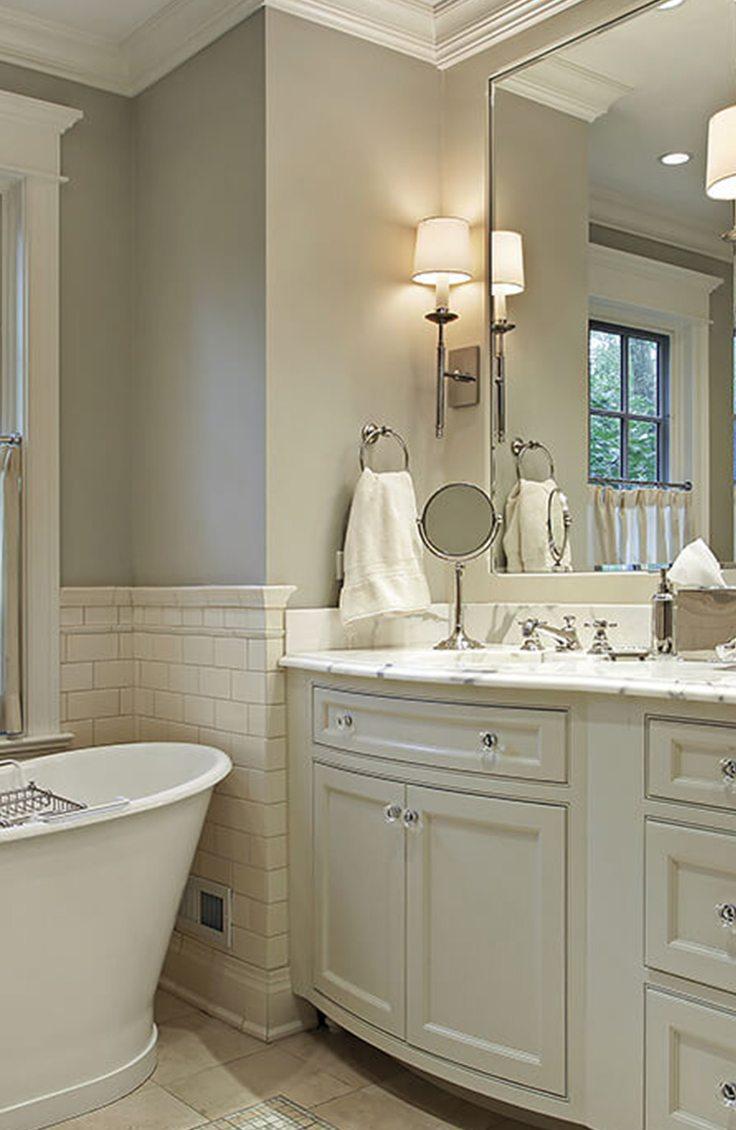 spa bathroom on a budget photo - 3
