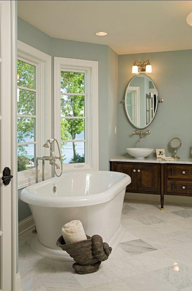 spa bathroom paint colors photo - 10