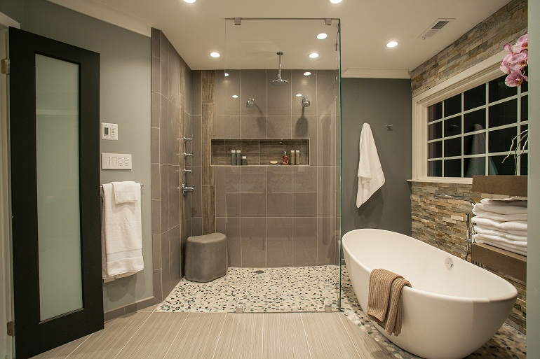 spa bathroom photos photo - 3