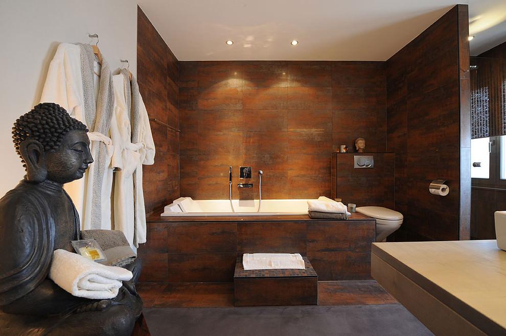 spa bathroom photos photo - 9