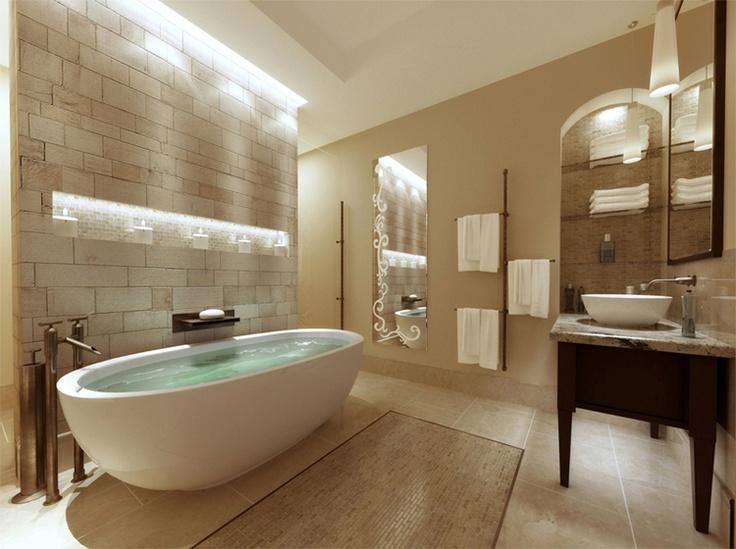 spa bathroom pictures photo - 9