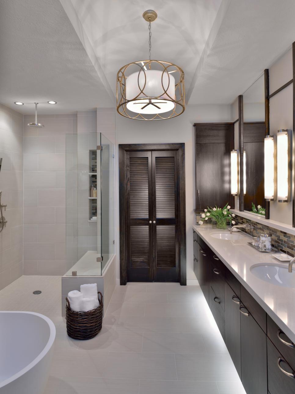spa bathroom remodel photo - 5