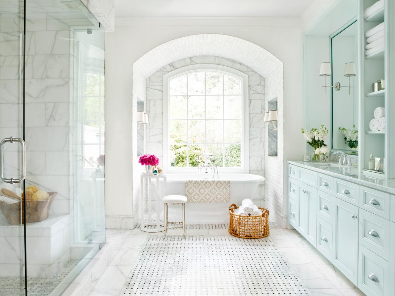 spa bathroom renovations photo - 10