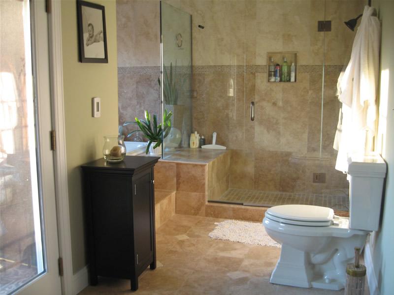spa bathroom renovations photo - 4