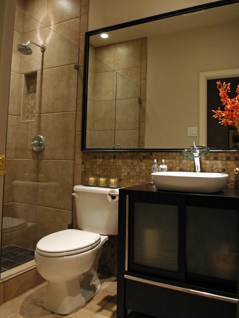 spa bathroom renovations photo - 7