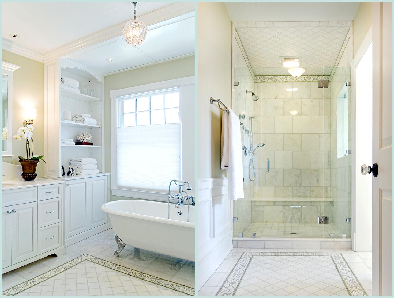 spa bathroom renovations photo - 8
