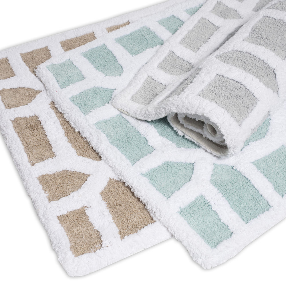 spa bathroom rugs photo - 10