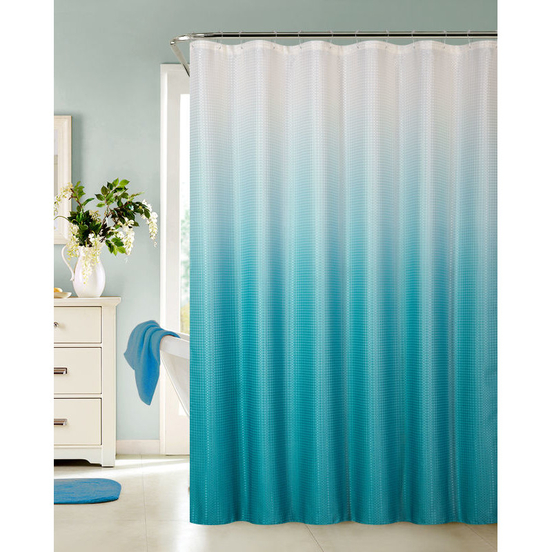 Spa bathroom shower curtains | Hawk Haven