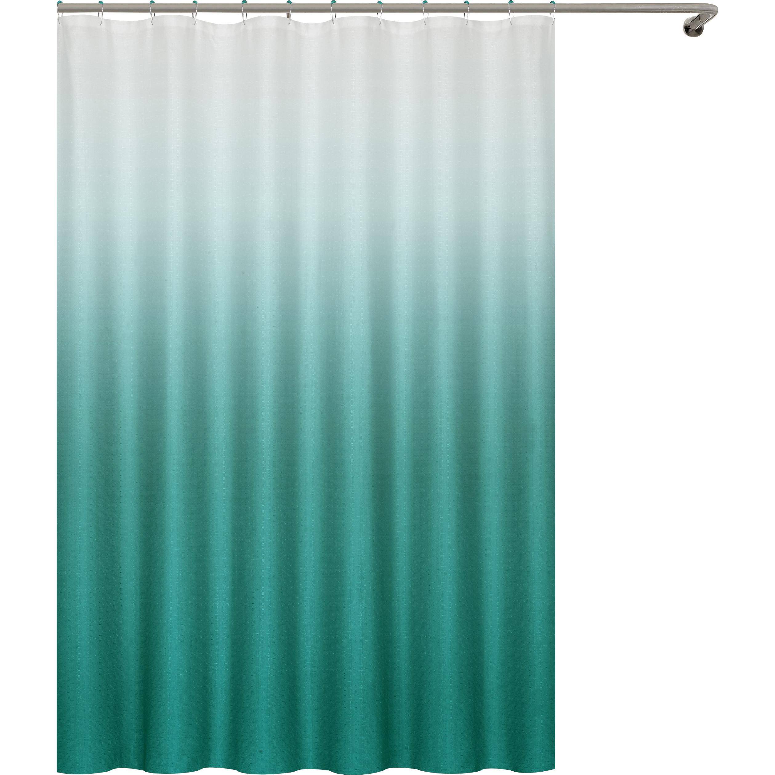 spa bathroom shower curtains photo - 4