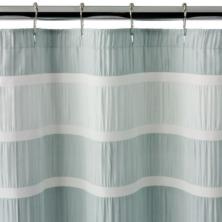 spa bathroom shower curtains photo - 5