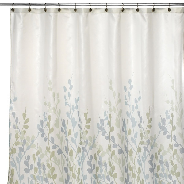 spa bathroom shower curtains photo - 6