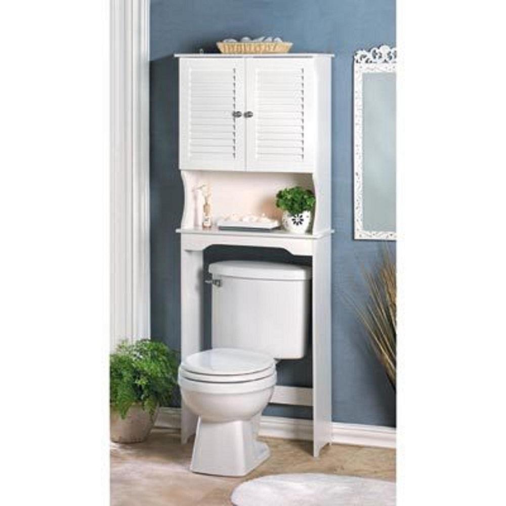 spa bathroom storage photo - 4