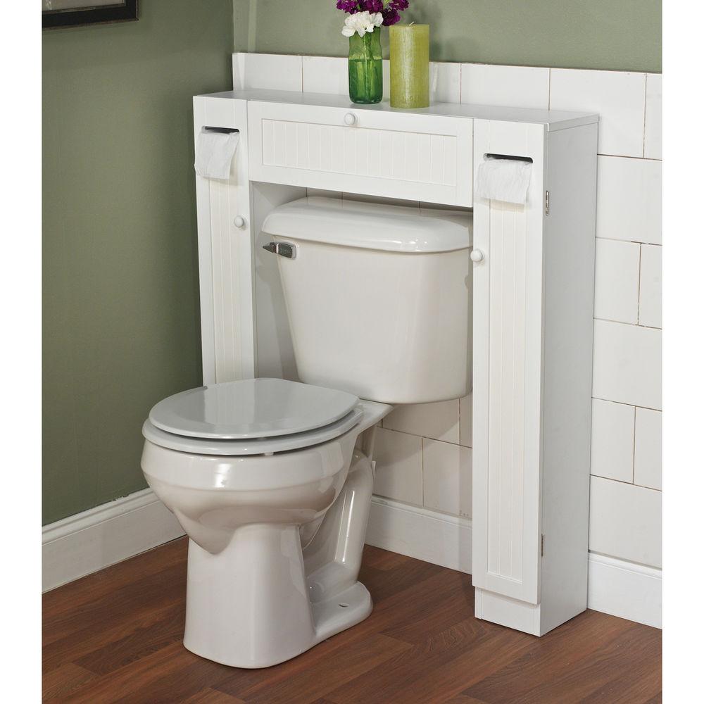 spa bathroom storage photo - 6