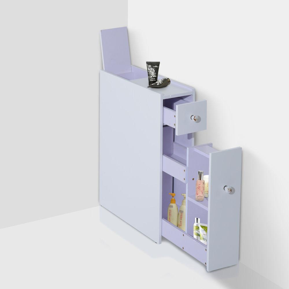 spa bathroom storage photo - 7