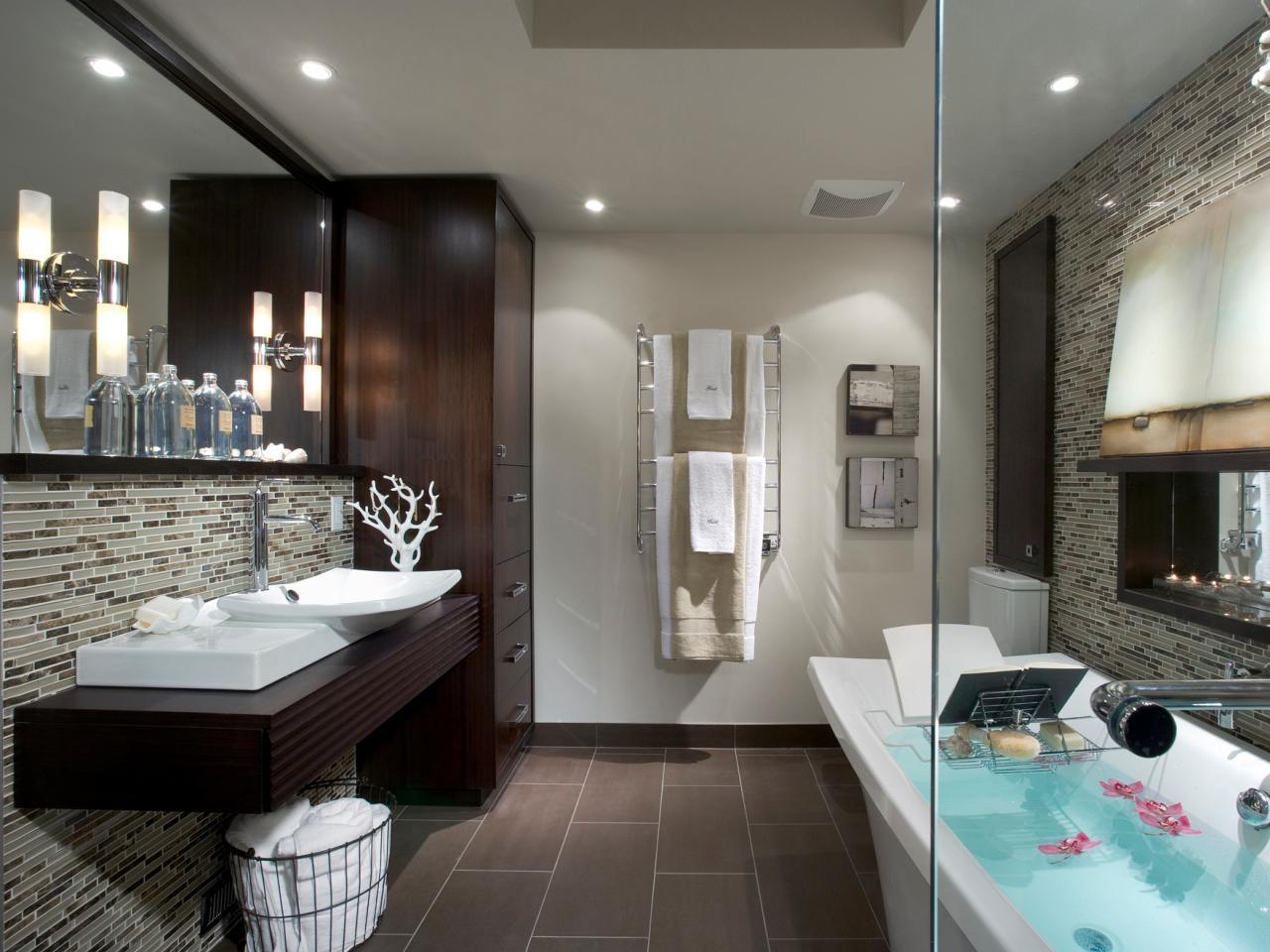spa bathroom tile ideas photo - 2