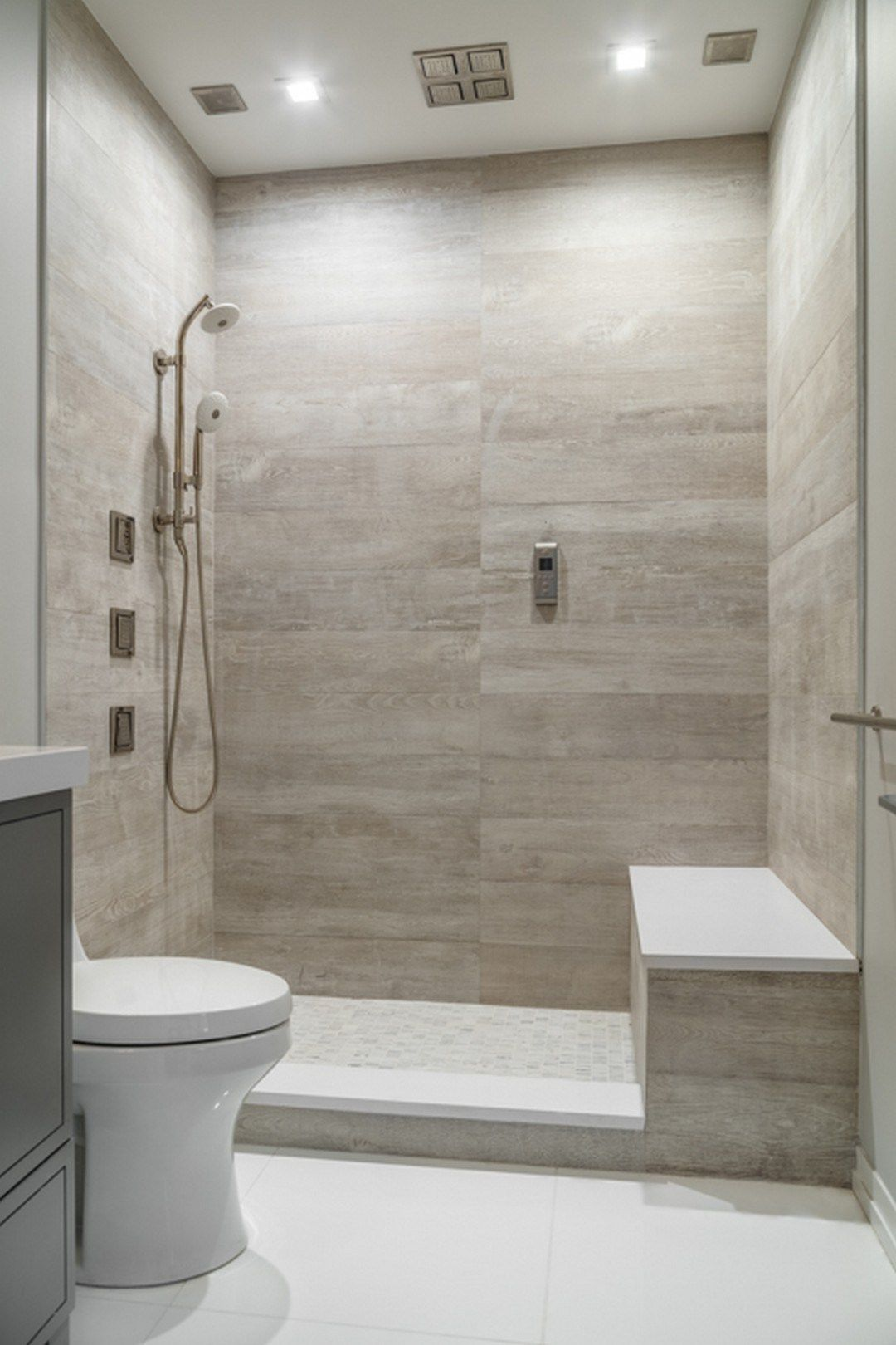 spa bathroom tile ideas photo - 5