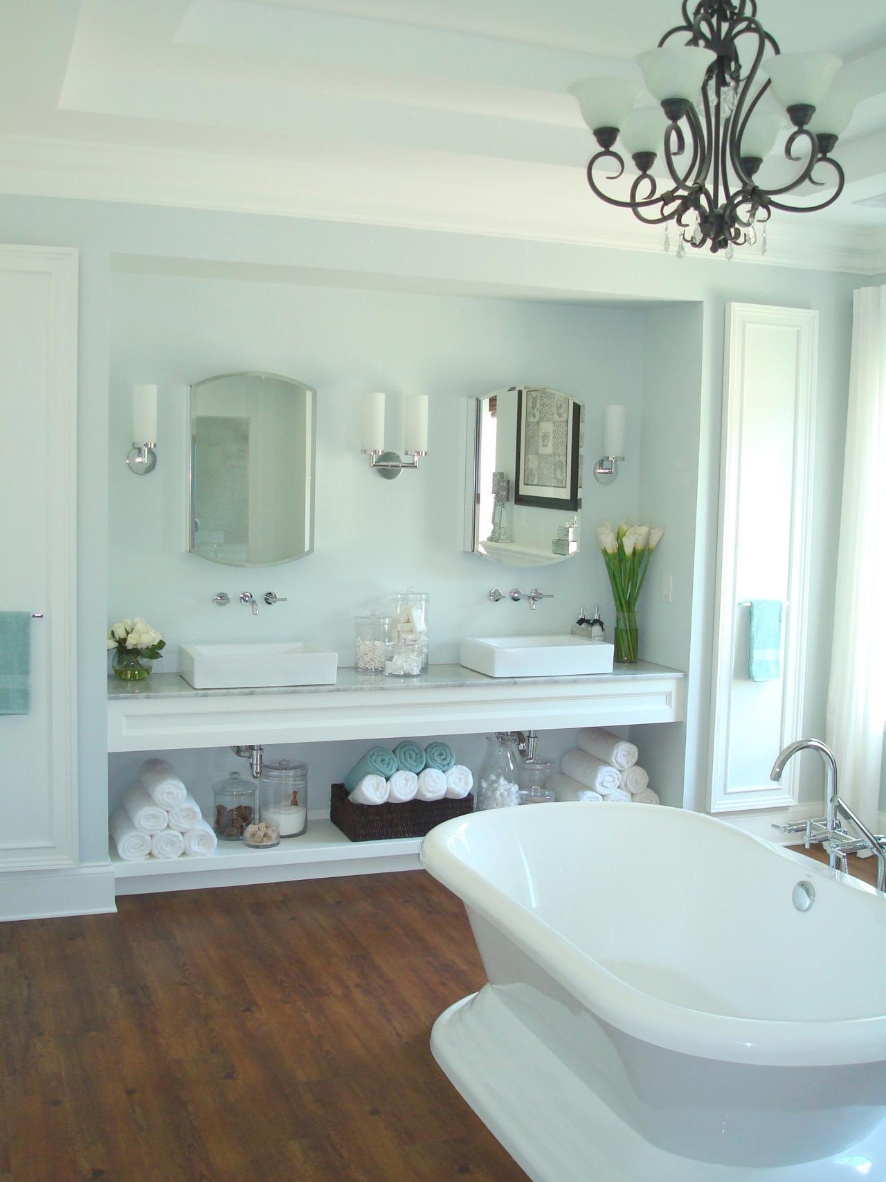 spa bathroom vanities photo - 10