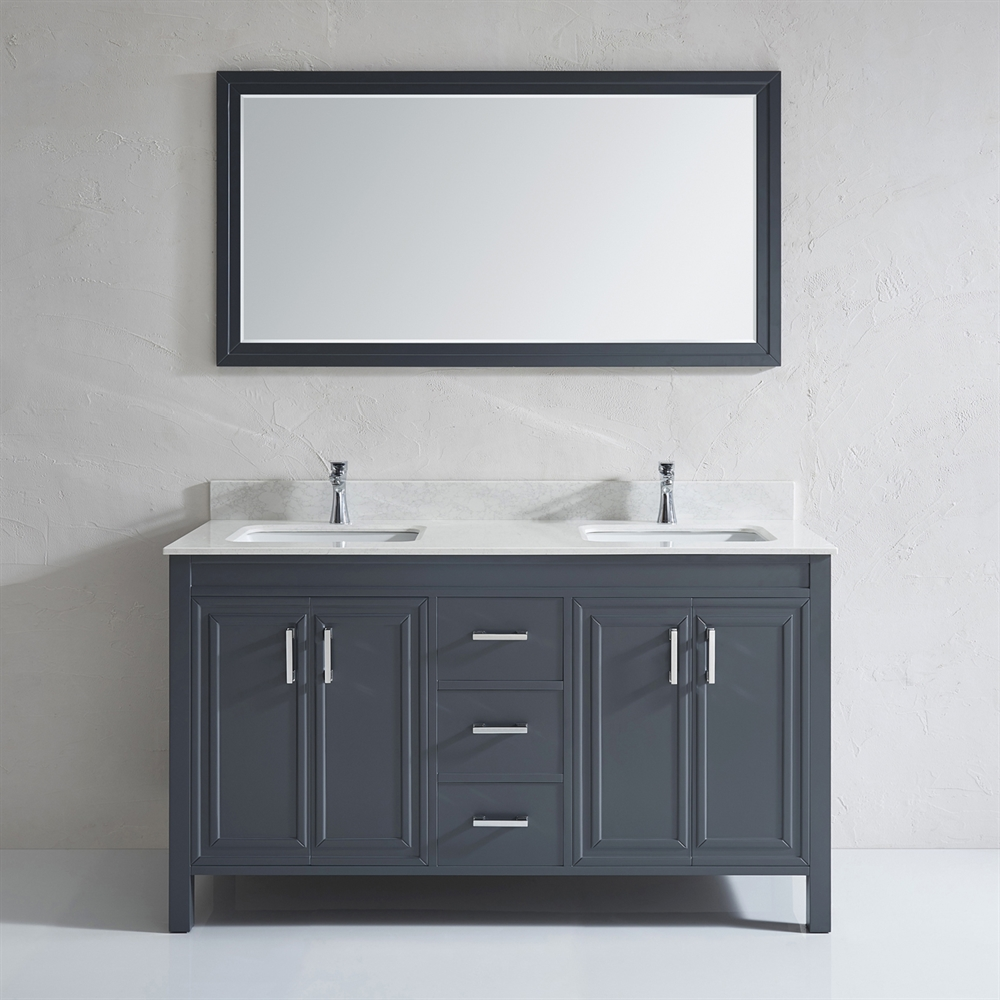 spa bathroom vanities photo - 9
