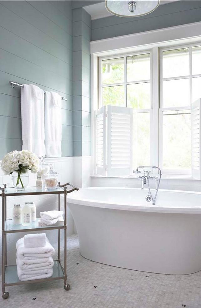 spa bathroom wall color photo - 7