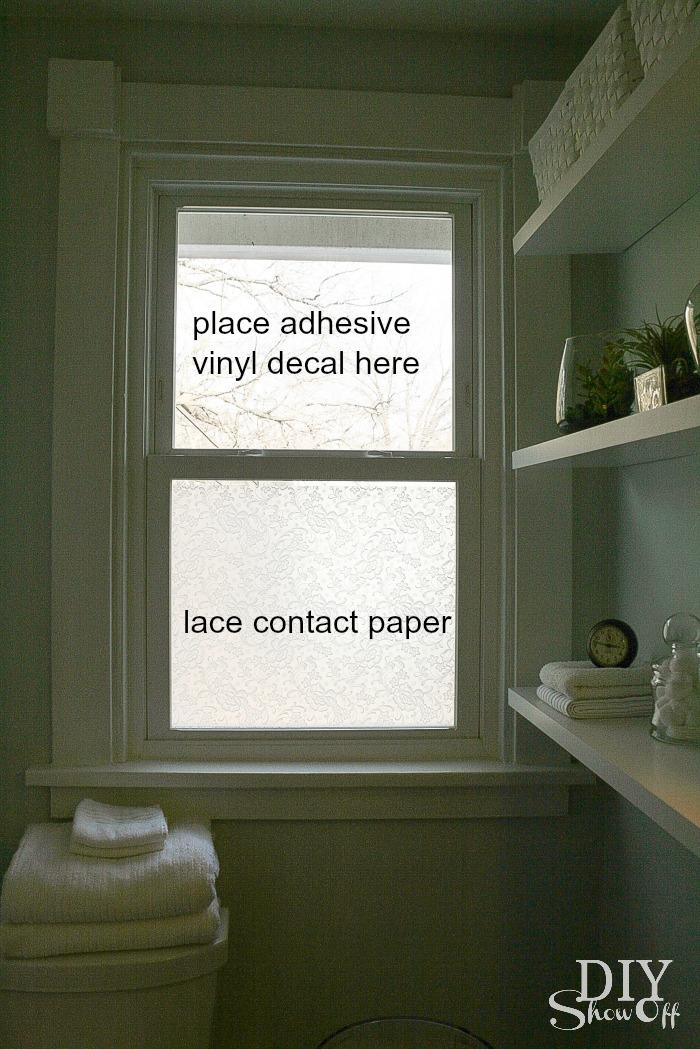 spa bathroom window treatments photo - 4