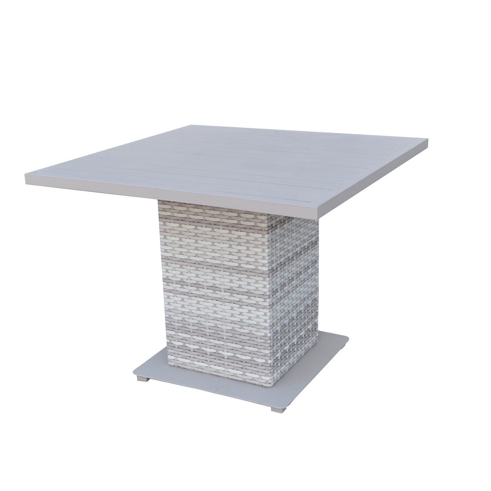 square dining table for 4 photo - 10