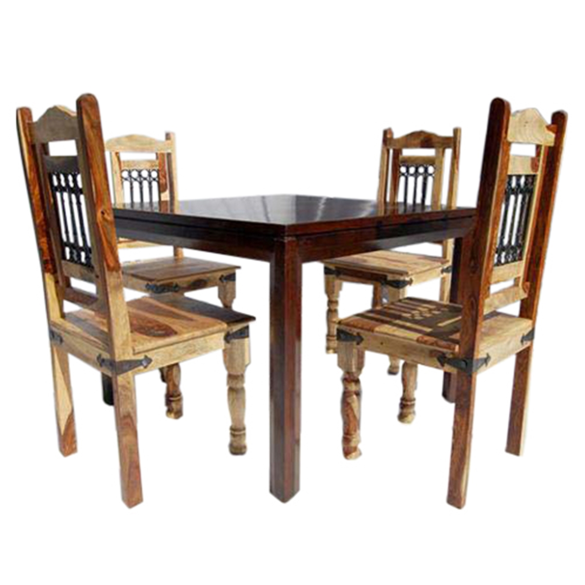 square dining table sets photo - 5