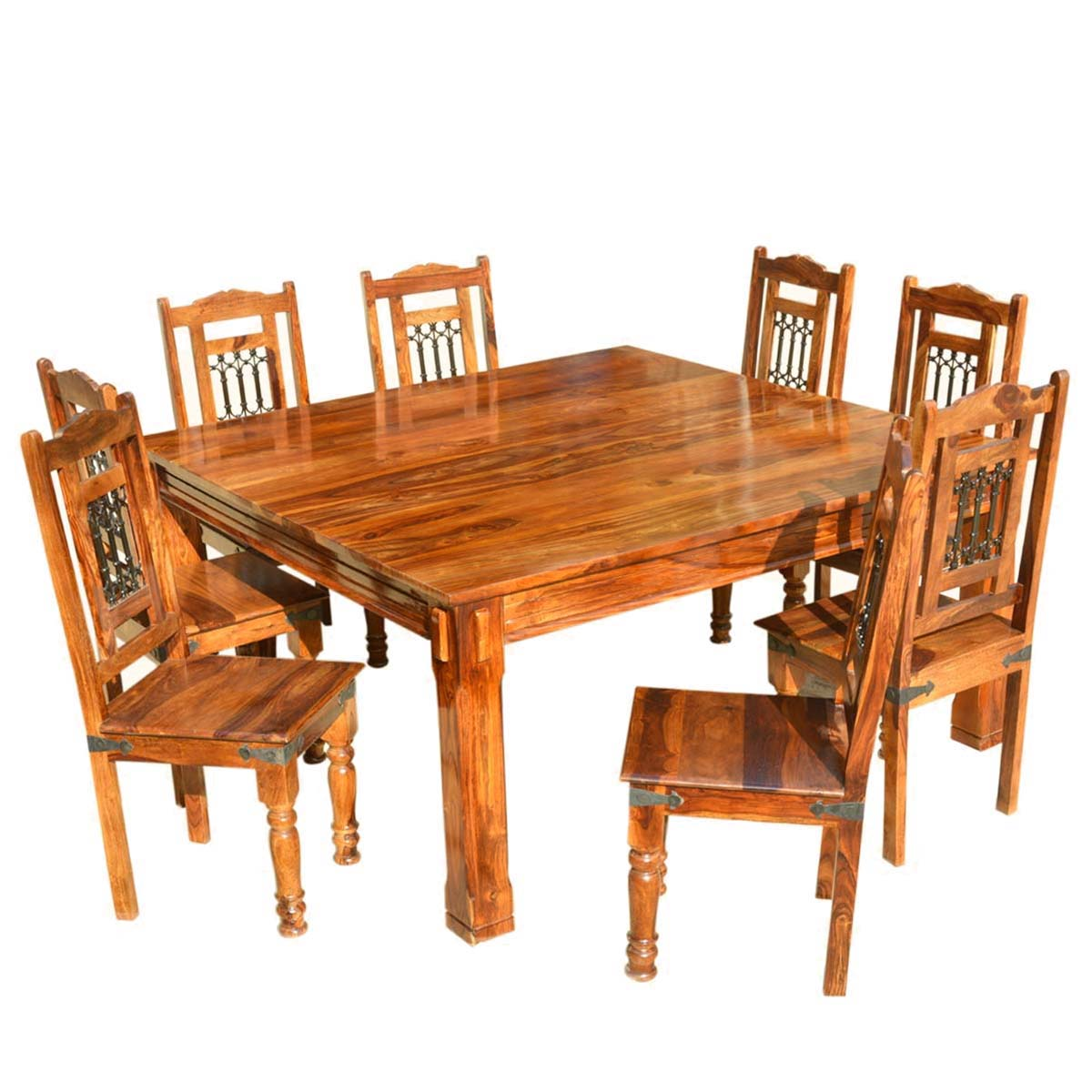 square dining table sets photo - 6
