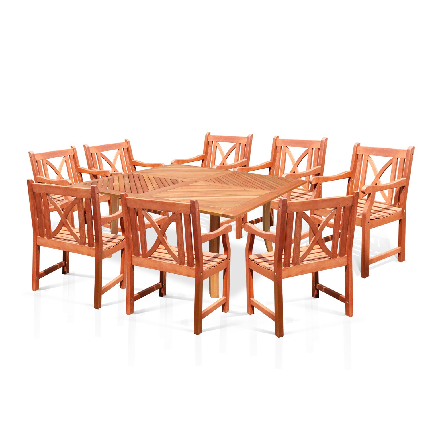 square dining table sets photo - 7