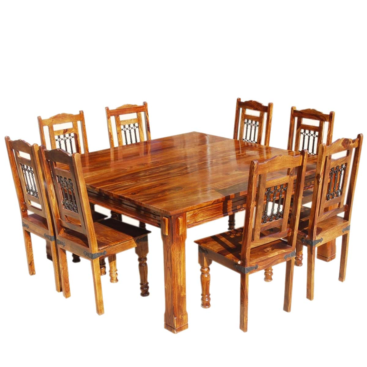 square dining table sets photo - 8