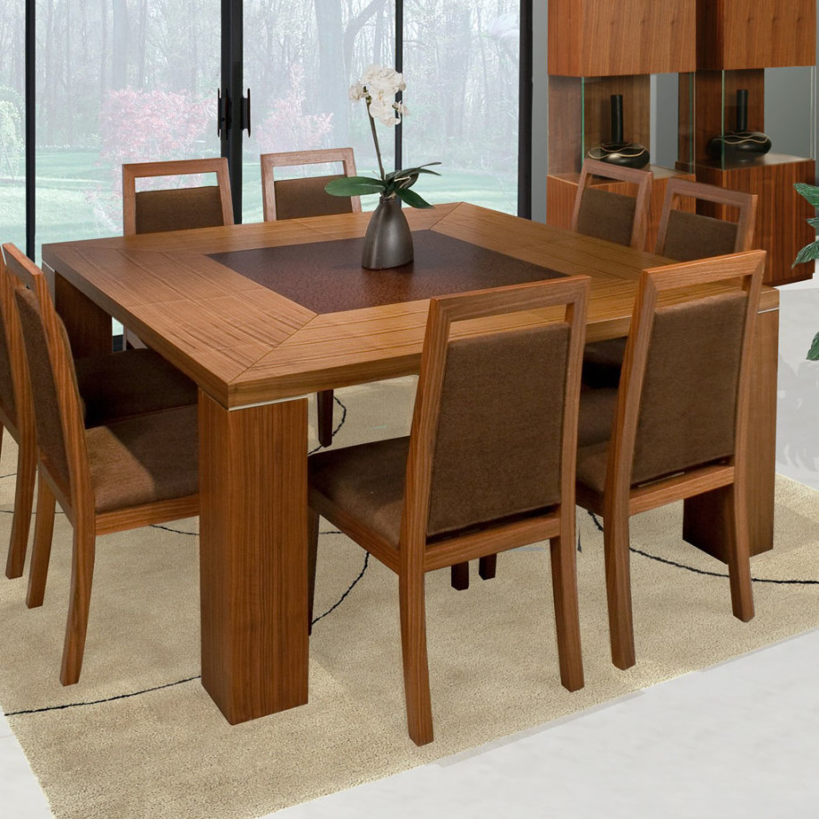 square dining table sets photo - 9