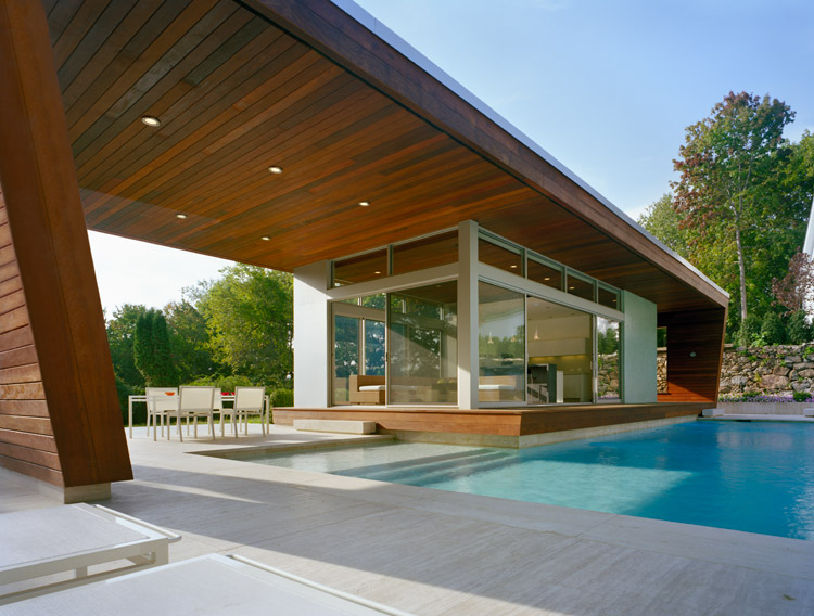 swimming pool design house photo - 1