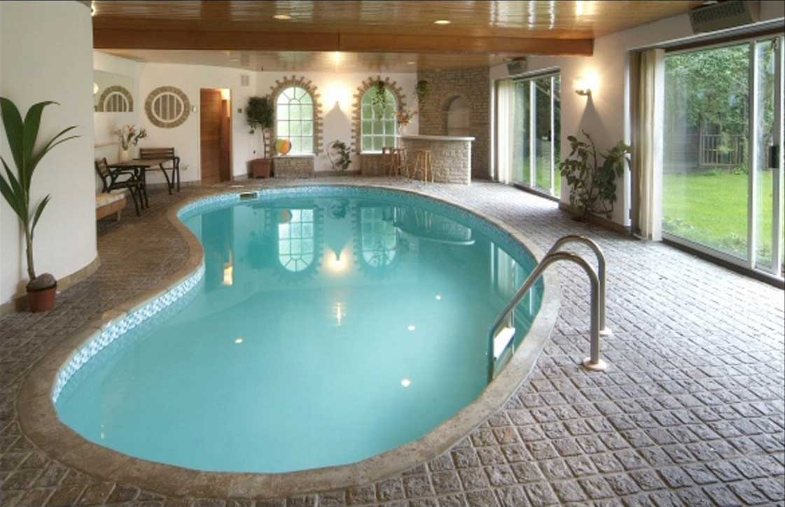 swimming pool design house photo - 5