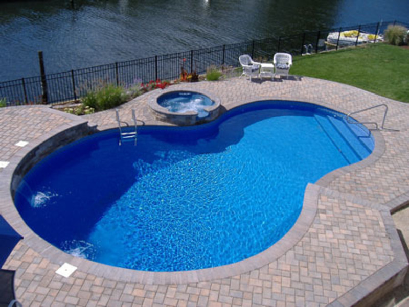 swimming pool designs and plans photo - 5