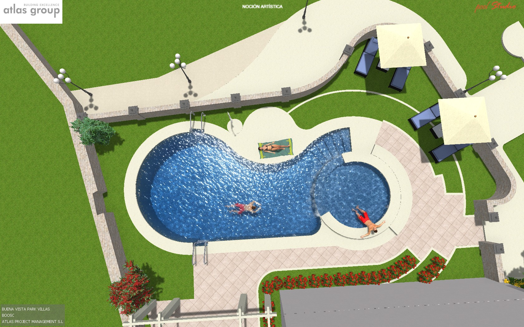 swimming pool designs and plans photo - 8