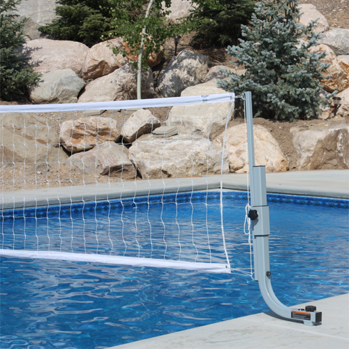 swimming pool designs for volleyball photo - 6